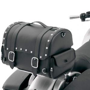 Herramienta-De-Cuero-Motocicleta-Moto-Rollo-Silla-De-Montar-Equipaje-Rollo-Herramienta-De-Ajuste