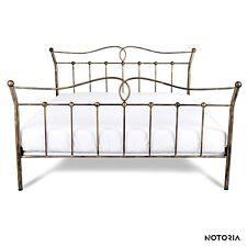 LIZA Eisenbett Metallbett Schlafzimmer Design Bett Bettgestell 160x200 cm