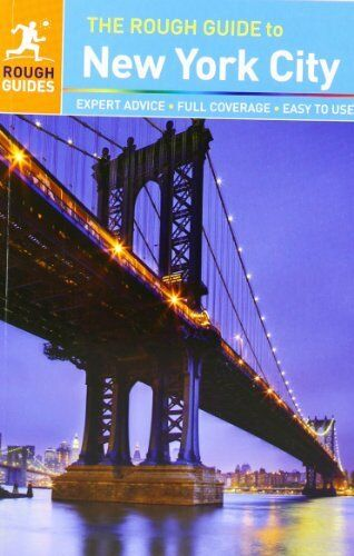 The Rough Guide to New York City By Andrew Rosenberg, Stephen Keeling, Martin D