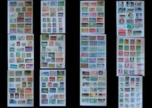 World Stamp Collection From Portugal It's Colonies & United States, Free Postage