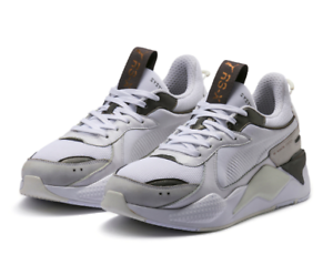 Puma RS X Trophy White Bronce 369451 02 Sneaker pour Hommes