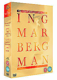 1 of 1 - Ingmar Bergman Collection - The Passion Of Anna/The Serpent's Egg/Hour Of The Wo