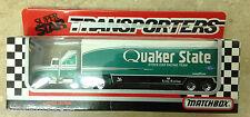 1992 MB Super Star Transporters - Quaker State Racing #26 Brett Bodine! NIB!