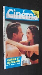 Rivista Cinema Gennaio 1991 N°473 Cinema E Televisione Be