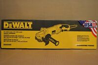 Brand Dewalt D28065 13amp 5, 6 High Performance Grinder With Trigger Grip
