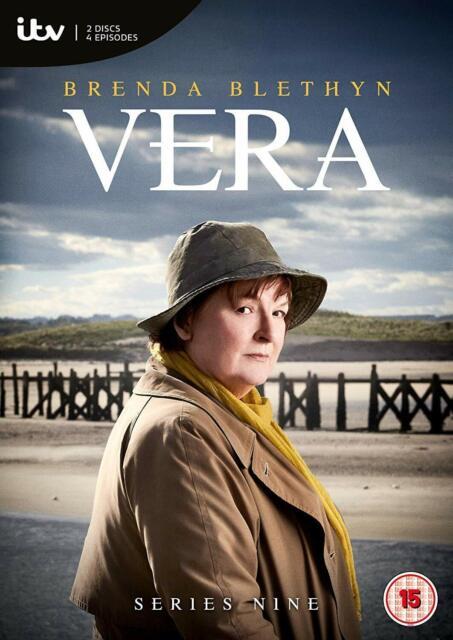 Vera Series 9 [DVD][Region 2]