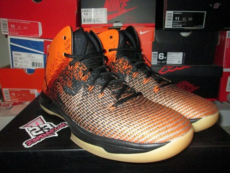 NEW AIR JORDAN XXX1 31 STARFISH SAIL SHATTErot BACKBOARD 845037 021 Orange
