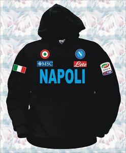 Dettagli su FELPA NAPOLI COPPA ITALIA polo t-shirt calcio maglietta celebrativa maglia juve