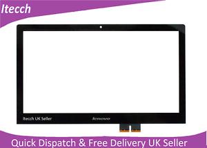 New Lenovo IdeaPad Flex 2-14 20404 Touch Screen Digitizer Front Glass Panel 14D