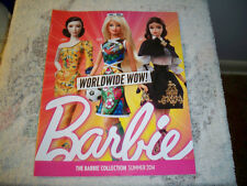 The Barbie Collector Collection Catalog SUMMER  2014 Bing Bing & 2 others cover