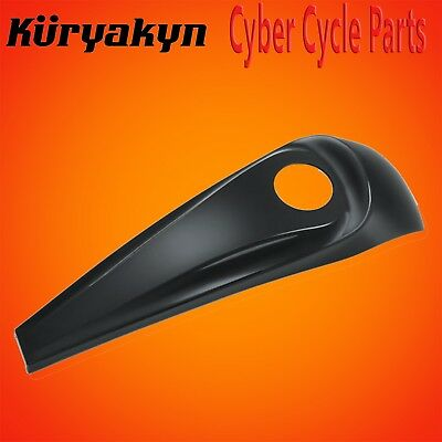 Kuryakyn Smooth Dash Consoles by Jim Nasi Gloss Black 5689