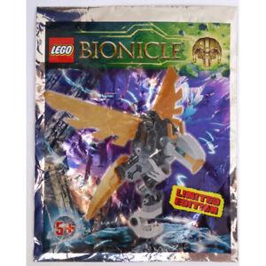 Lego BIONICLE Piraka Hakann Minifigur bio003 Neu Legofigur Figur Minifig