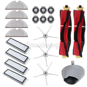 Brush Filter Kit For Xiaomi Roborock S6 S5 S60 S65 MAX T6 Vacuum Cleaner A
