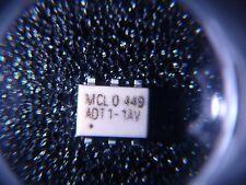 Mini Circuits Adt1 1 Rf Transformer 50 015 400mhz Smd New