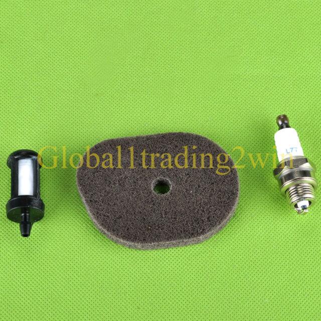 5x Air Filter For STIHL 4144-124-2800 FC56C FC70C FS50C FS56R FS70C KM56C HT56C