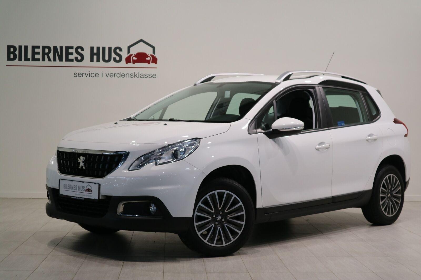 Peugeot 2008 Billede 1