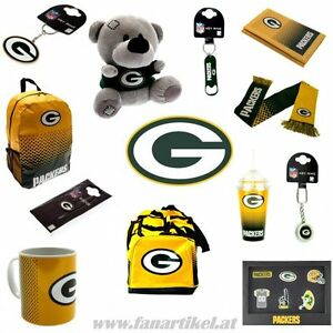Green-Bay-Packers-Fanshop-NFL-Football-Shop-Fanartikel-Fahne-Schal-Tasse