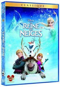 DVD-034-La-Reine-Des-Neiges-034-DISNEY-NEUF-SOUS-BLISTER