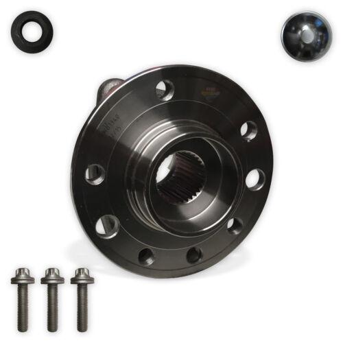 For Saab 9-3 1.8 i 2002/>2012 2x Front Hub Wheel Bearing Kit Pair ABS Sensor