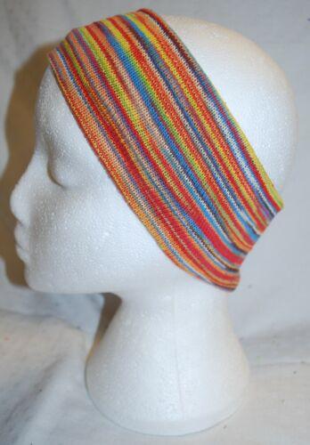 New Fair Trade Hair Band Head Wrap Hippy Ethnic Rasta Dreads Surf Hippie Yoga