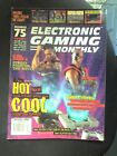 EGM ELECTRONIC GAMING MONTHLY N. 75 RIVISTA VIDEOGIOCHI USA Lingua originale