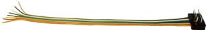 2.54mm NEM652-St Degson Schnittstellenstecker NEM652 Polzahl Gesamt 8 Rastermaß