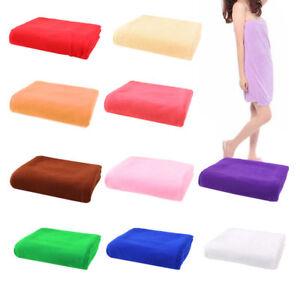 Microfiber-Absorbent-Bath-Beach-Towel-70x140cm-Drying-Washcloth-Swimwear-Shower