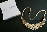 AVON ALONDRA GOLD PLATED NECKLACE BRAND NEW & GIFT BOXED ** FREE P&P **