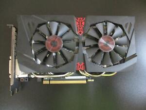 ASUS STRIX NVIDIA GEFORCE GTX 960 4GB Graphics card PCI-E 3.0 X16  #64955#