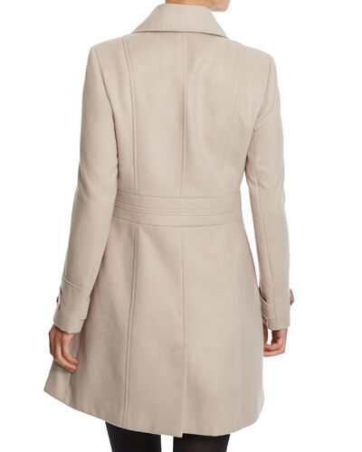 16 Dunnes Size Womens 20 Double Coat Breasted 10 60 Taylored 12 Oyster £ Rrp 18 ZxzwYqrZ