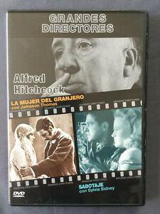 DVD-LA-MUJER-DEL-GRANJERO-SABOTAJE-Grandes-Directores-HITCHCOCK-Sylvia-Sidney