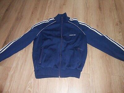 Adidas Trainingsjacke Gr 50 M Vintage ZX Retro blau 80er 90er Hungaria Oldschool   eBay