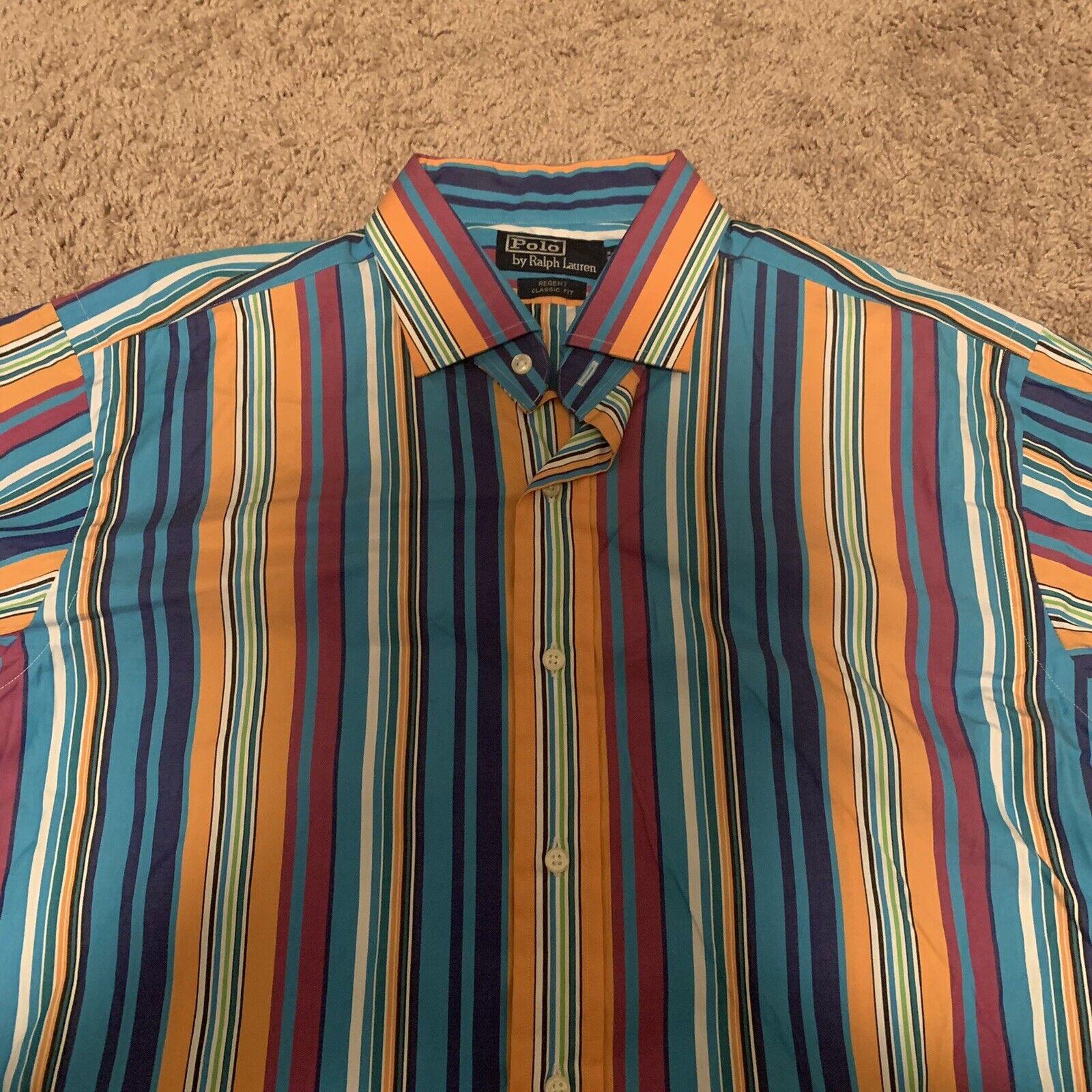 Polo Ralph Lauren Regent Classic Fit Long Sleeve … - image 2
