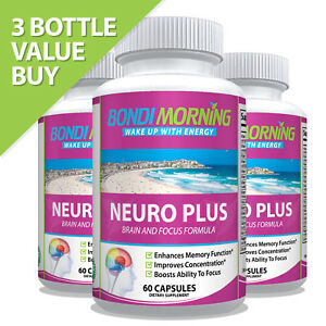 Details about Brain Booster Health Capsules, Focus Switch, Cognitive  Enhancer Nootropic Supply