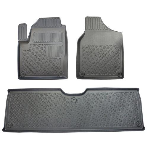 OPPL Fußraumschalen statt Gummimatte für Ford Galaxy I 1995-2006