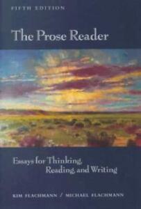 Reader writer thinker essay