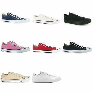 Converse-All-Star-Ox-Unisex-Mens-Womens-Ladies-Trainers