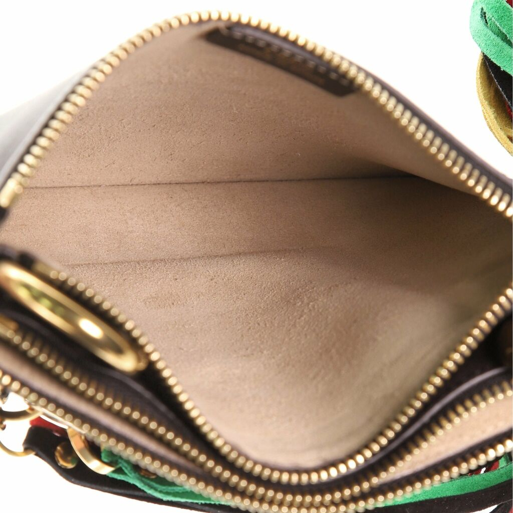 Chloe Jane Crossbody Bag Leather and Suede Small    eBay