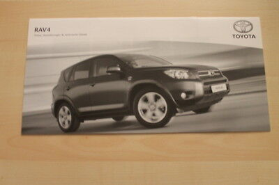 67296) Toyota Rav 4 - Preise Extras - Technische Daten & Ausstattungen - Prospek Hell Und Durchscheinend Im Aussehen