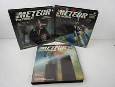 Vintage Super 8 mm Film Meteor Reels 1-3 Color With Sound - Connery, Wood, Fonda
