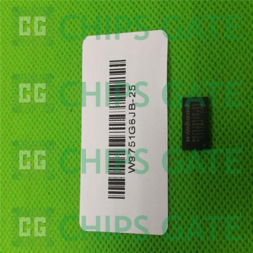 BGA 5PCS NEW W9751G6JB-25 WINBOND 11
