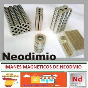 Imanes-Magneticos-de-Neodimio-Ferrita-Redondos-Cuadrados-Neodym-Magnets-Ferrite