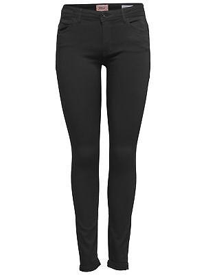 Only Damen Jeans-Hose Regular Ankel Skinny Stretch Röhre Röhrenjeans knöchellang