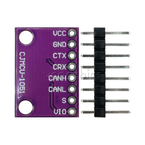 1051 pour Arduino TJA1050 TJA1051 Can Bus Transceiver communication module CJMCU