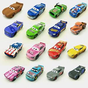 Mattel Disney Pixar Cars 3 Jackson Storm Mcqueen Toy Car 1 55new
