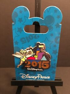 Walt Disney World Castle Hot Air Balloon W//Tinker Bell Ltd Edition Dangle Pin