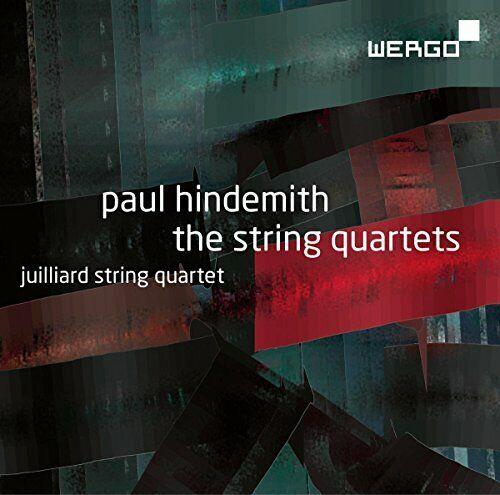 Julliard String Quartet - Hindemith: The String Quartets [Julliard [CD]