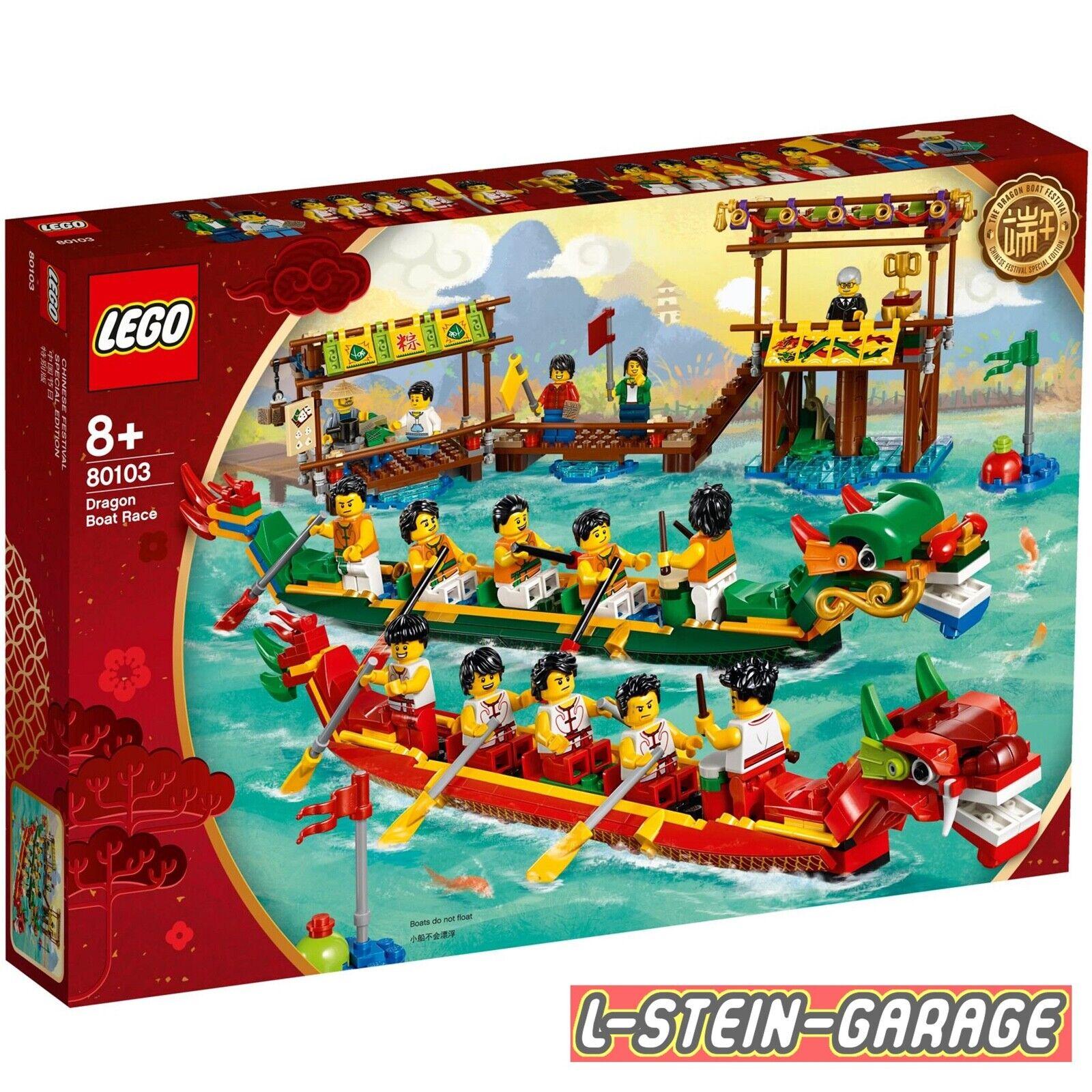 LEGO® 80103 DrachenStiefelrennen Neu & OVP