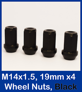 Set of 20 M14 x 1.5 19mm Hex Tall Alloy Wheel Nuts