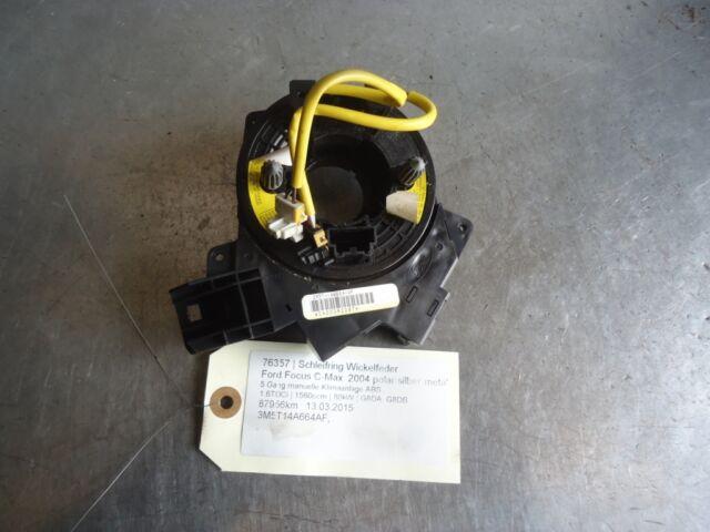 airbag reloj detonador primavera Ford Focus C-Max 3M5T14A664AF 1.6TDCi 80kW G8DA